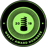 Webby 2019 Honoree | Apps, Mobile, and Voice - Best User Experience